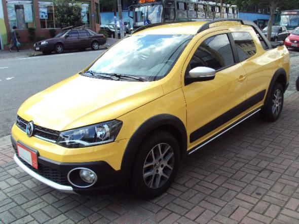 Volkswagen Cross 1.6 T.flex 16V Cd - Foto #3