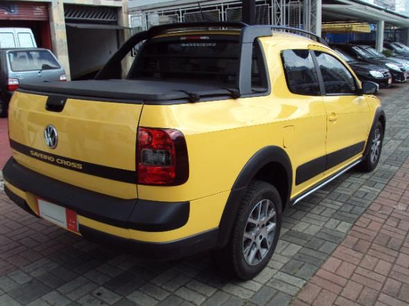 Volkswagen Cross 1.6 T.flex 16V Cd - Foto #7