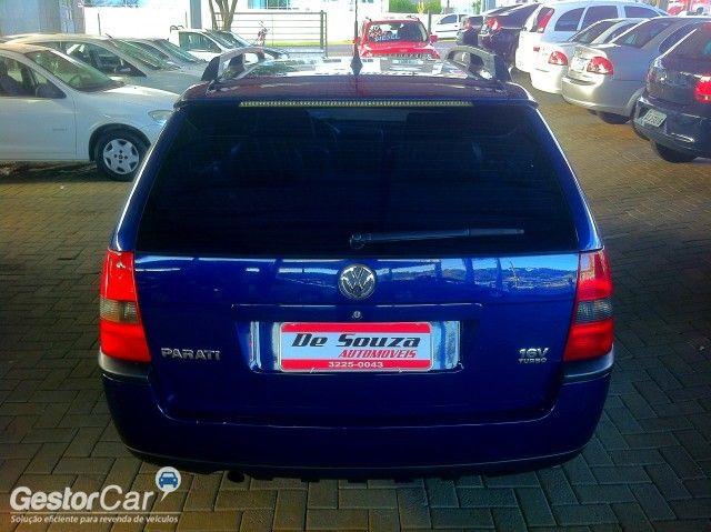 Volkswagen Parati Turbo 16V 1.0 MI - Foto #5