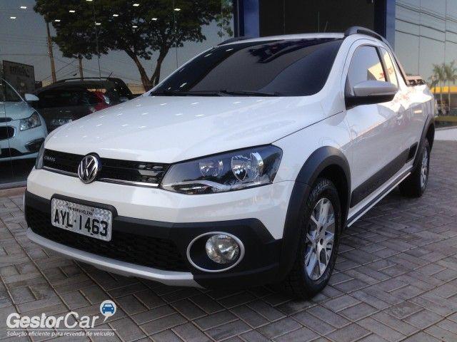 Volkswagen Saveiro Cross 1.6 16v MSI (Flex) (cab. estendida) - Foto #2