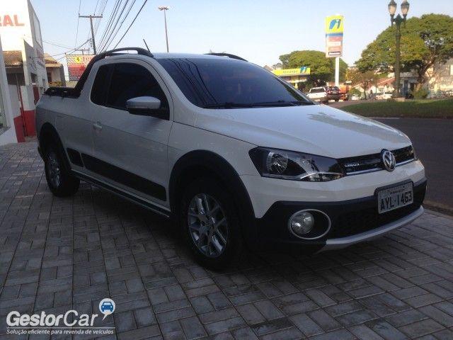 Volkswagen Saveiro Cross 1.6 16v MSI (Flex) (cab. estendida) - Foto #4