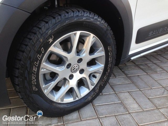 Volkswagen Saveiro Cross 1.6 16v MSI (Flex) (cab. estendida) - Foto #5