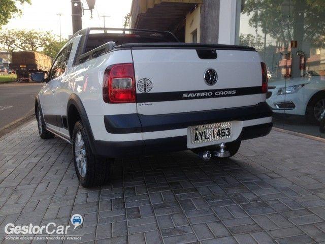 Volkswagen Saveiro Cross 1.6 16v MSI (Flex) (cab. estendida) - Foto #6