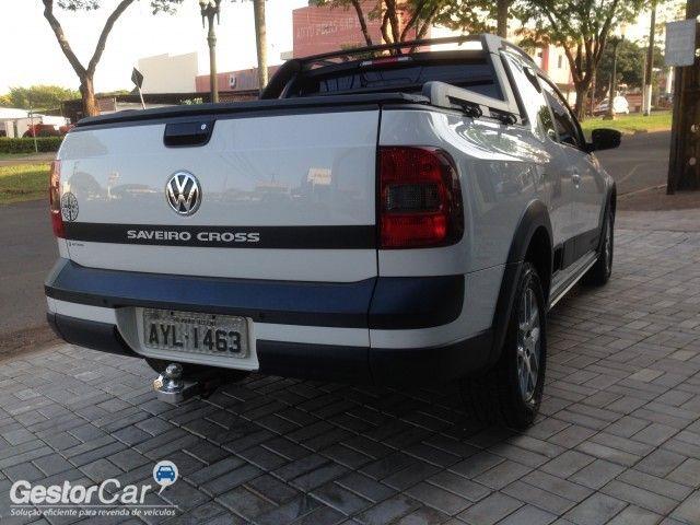 Volkswagen Saveiro Cross 1.6 16v MSI (Flex) (cab. estendida) - Foto #7