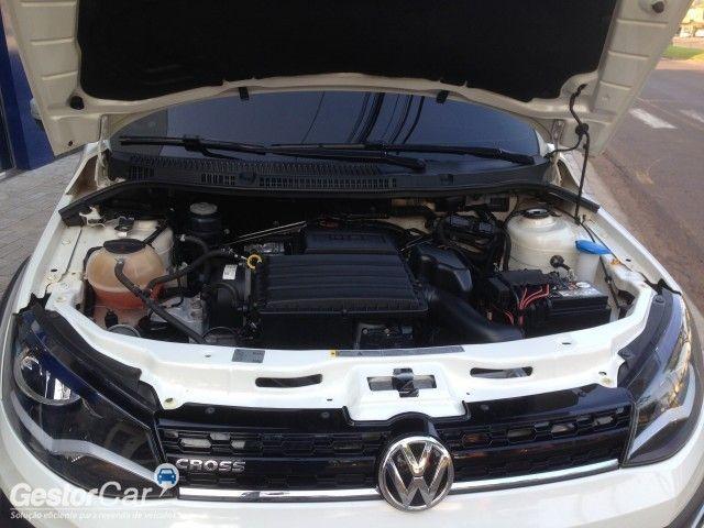 Volkswagen Saveiro Cross 1.6 16v MSI (Flex) (cab. estendida) - Foto #8