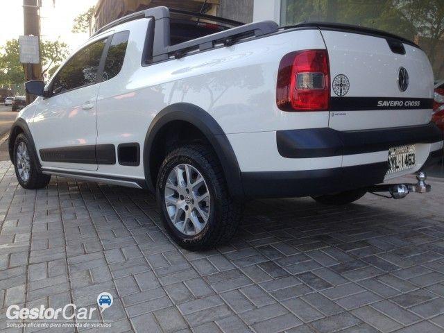 Volkswagen Saveiro Cross 1.6 16v MSI (Flex) (cab. estendida) - Foto #9