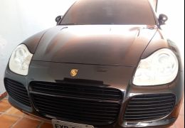 Porsche Cayenne Turbo 4.5 V8