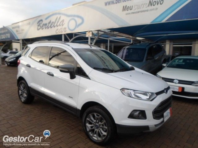 Ford Ecosport Freestyle Plus 4WD 2.0 16V (Flex) - Foto #2