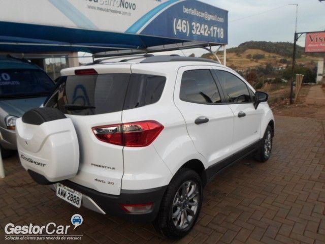 Ford Ecosport Freestyle Plus 4WD 2.0 16V (Flex) - Foto #5