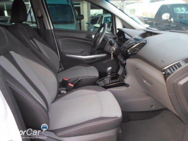 Ford Ecosport Freestyle Plus 4WD 2.0 16V (Flex) - Foto #6