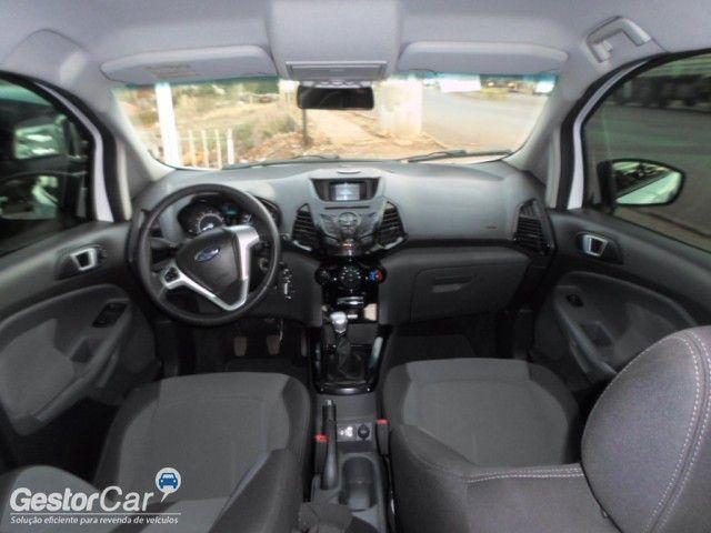 Ford Ecosport Freestyle Plus 4WD 2.0 16V (Flex) - Foto #7