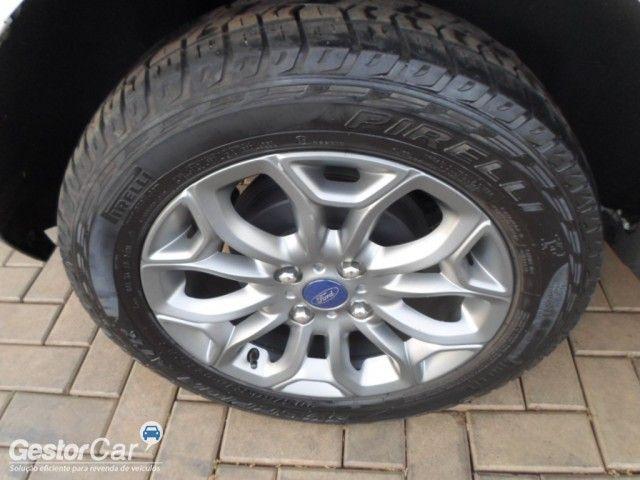Ford Ecosport Freestyle Plus 4WD 2.0 16V (Flex) - Foto #9