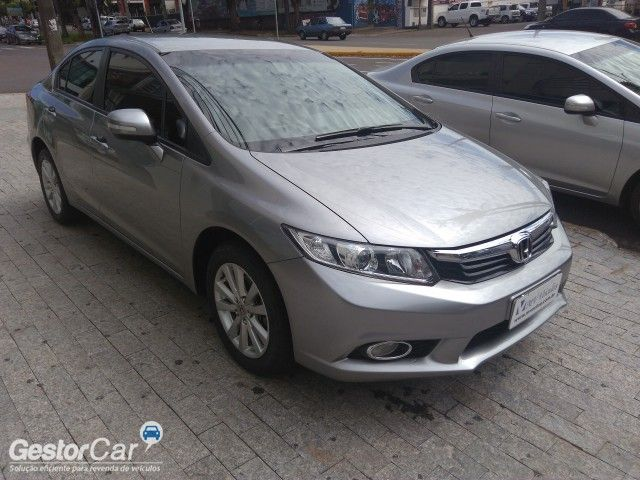 Honda New Civic LXR 2.0 i-VTEC (Flex) (Aut) - Foto #3