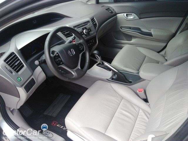 Honda New Civic LXR 2.0 i-VTEC (Flex) (Aut) - Foto #7