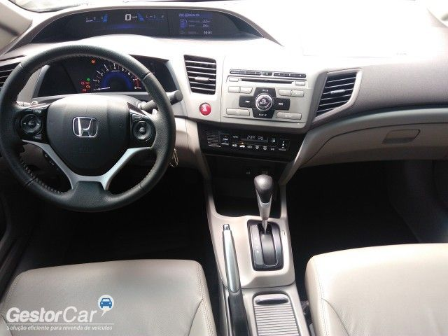 Honda New Civic LXR 2.0 i-VTEC (Flex) (Aut) - Foto #9