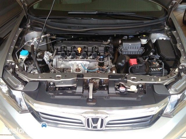 Honda New Civic LXR 2.0 i-VTEC (Flex) (Aut) - Foto #10