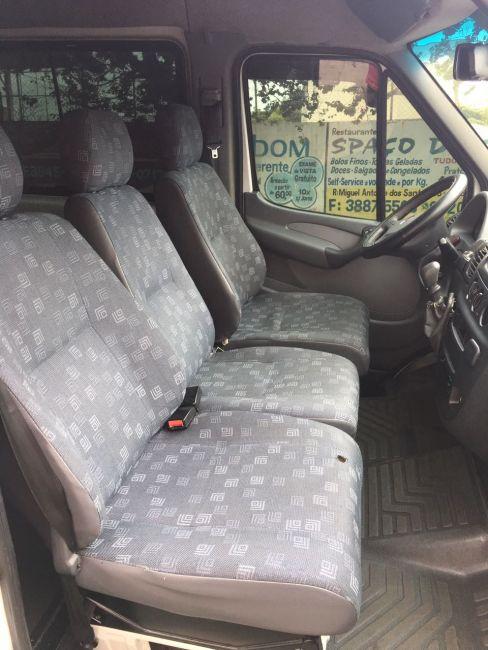Mercedes-Benz Sprinter 313 CDI 2.2 Van (16 lug.) (teto alto) - Foto #3