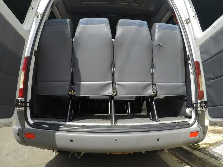 Mercedes-Benz Sprinter 313 CDI 2.2 Van (16 lug.) (teto alto) - Foto #6