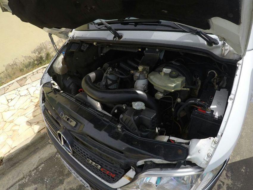 Mercedes-Benz Sprinter 313 CDI 2.2 Van (16 lug.) (teto alto) - Foto #9