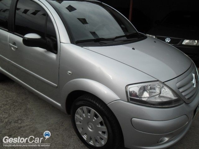 Citroën C3 Exclusive 1.4 8V (flex) - Foto #5