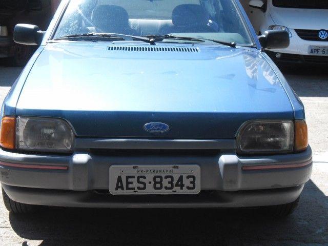 Ford Escort Hatch Hobby 1.0 - Foto #1