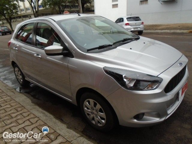 Ford Ka Hatch SEL 1.0 (Flex) - Foto #3
