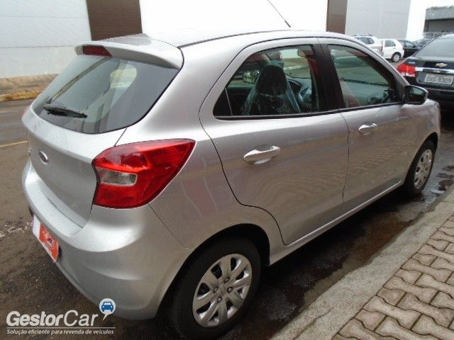 Ford Ka Hatch SEL 1.0 (Flex) - Foto #6