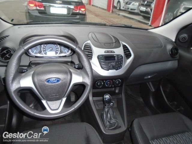 Ford Ka Hatch SEL 1.0 (Flex) - Foto #7