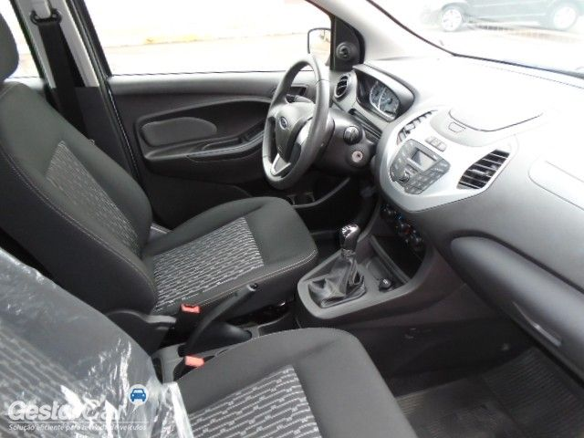 Ford Ka Hatch SEL 1.0 (Flex) - Foto #8