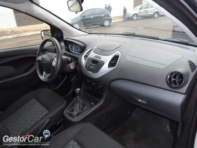Ford Ka Hatch SEL 1.0 (Flex) - Foto #9