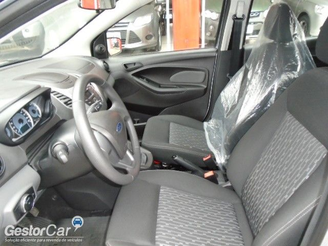 Ford Ka Hatch SEL 1.0 (Flex) - Foto #10
