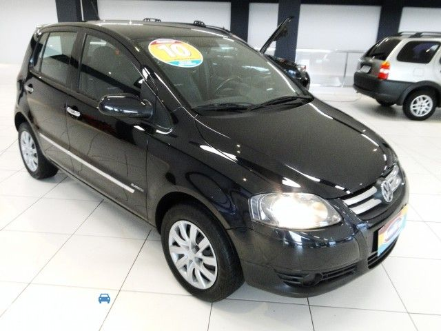 Volkswagen Fox Black 1.0 8V (Flex) 4p - Foto #2