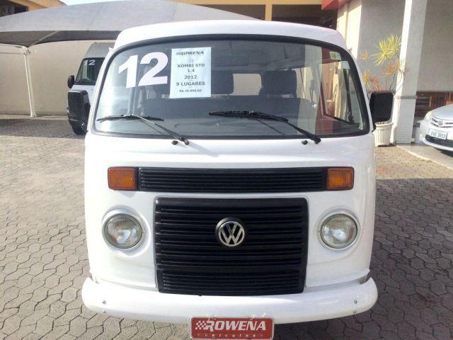 Volkswagen Kombi Standard 1.4 Mi 8V Total Flex - Foto #3