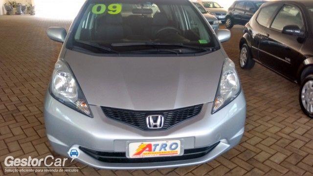 Honda New Fit LX 1.4 (flex) (aut) - Foto #3