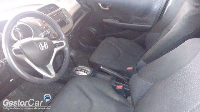 Honda New Fit LX 1.4 (flex) (aut) - Foto #7