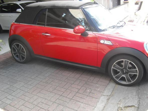 Mini Cabrio S 1.6 Aut - Foto #4