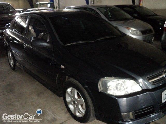 Chevrolet Astra Hatch Advantage 2.0 (Flex) 4p - Foto #4