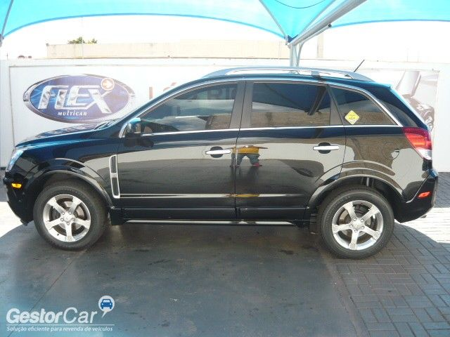 Chevrolet Captiva Sport 3.6 V6 4x4 - Foto #2