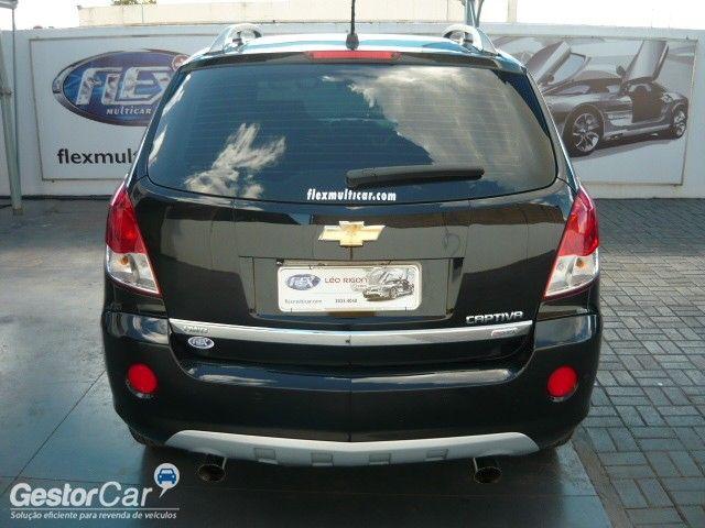 Chevrolet Captiva Sport 3.6 V6 4x4 - Foto #6