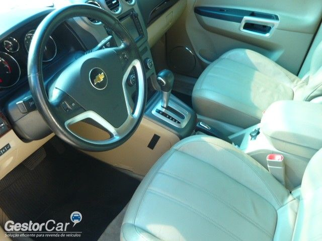 Chevrolet Captiva Sport 3.6 V6 4x4 - Foto #7