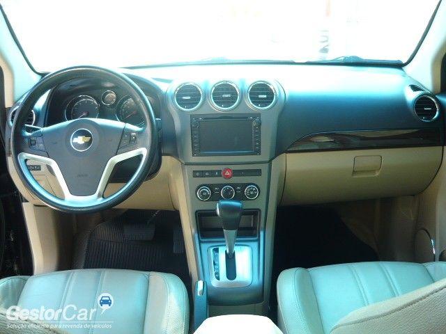 Chevrolet Captiva Sport 3.6 V6 4x4 - Foto #9