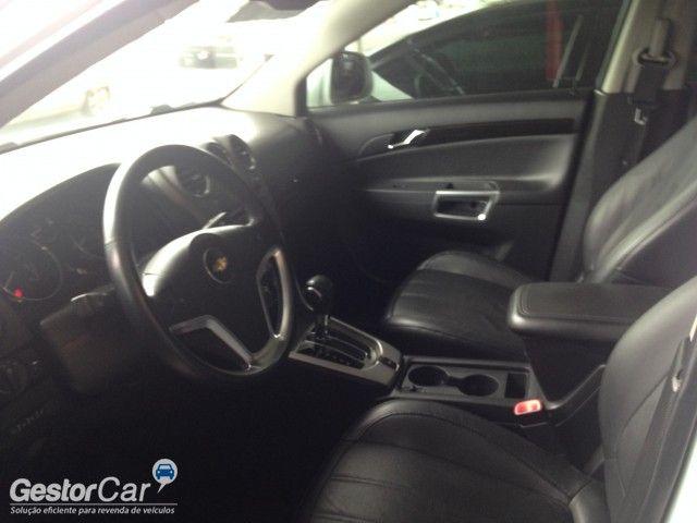 Chevrolet Captiva Ecotec 2.4 16v - Foto #7