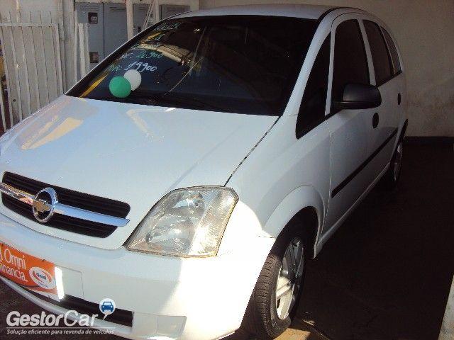 Chevrolet Meriva 1.8 8V (Flex) - Foto #2