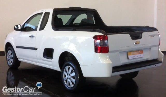 Chevrolet Montana LS 1.4 EconoFlex - Foto #3