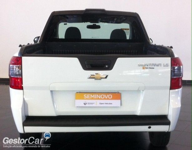 Chevrolet Montana LS 1.4 EconoFlex - Foto #4