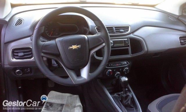 Chevrolet Prisma 1.0 SPE/4 LT - Foto #6