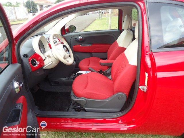 Fiat 500 Cult Dualogic 1.4 Evo (Flex) - Foto #5