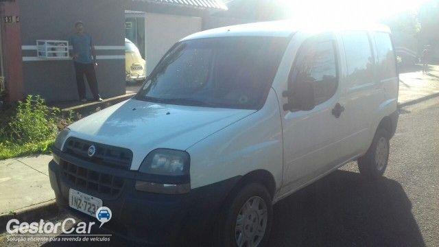Fiat Doblò Cargo 1.8 8V (Flex) - Foto #4