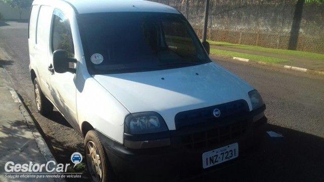 Fiat Doblò Cargo 1.8 8V (Flex) - Foto #5