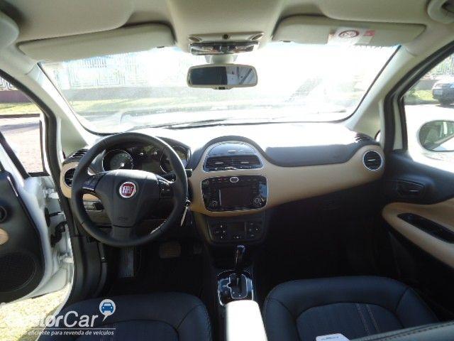 Fiat Linea 1.8 16V Absolute Dualogic - Foto #6